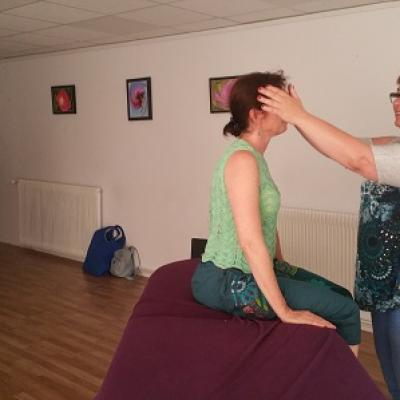 Stage reiki initiation 4